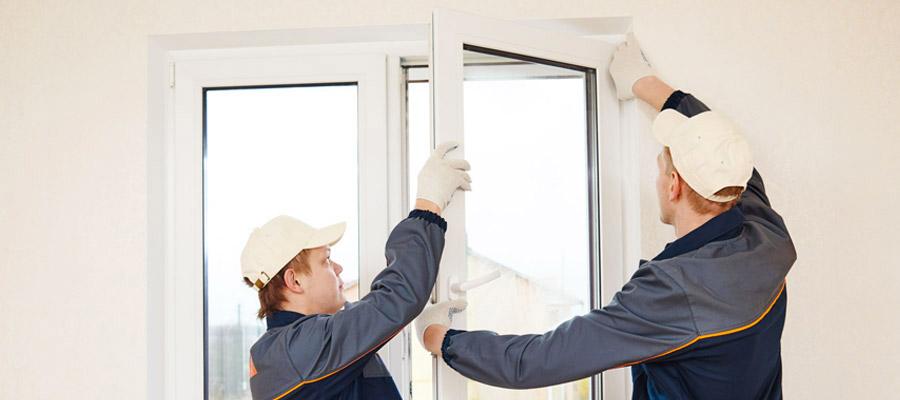 Installation ou rénovation de fenêtres